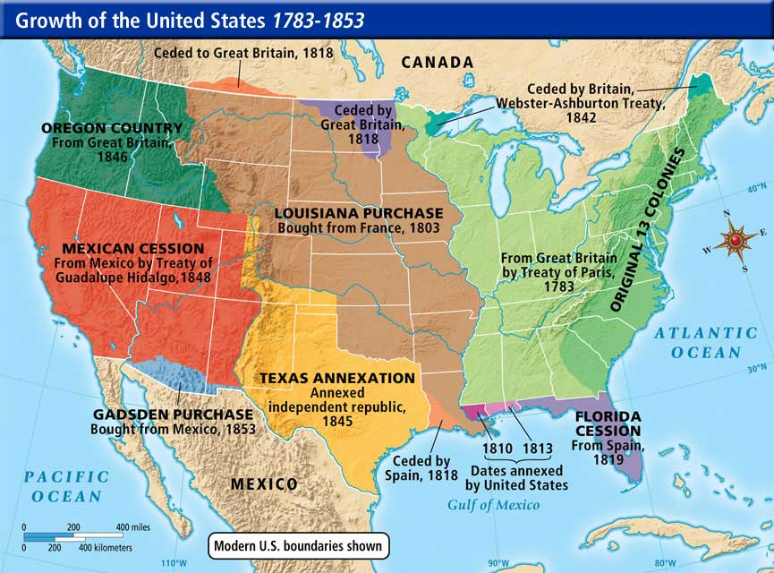 Westward Expansion Industrial AgeEarly 20th CenturyJim Crow Era